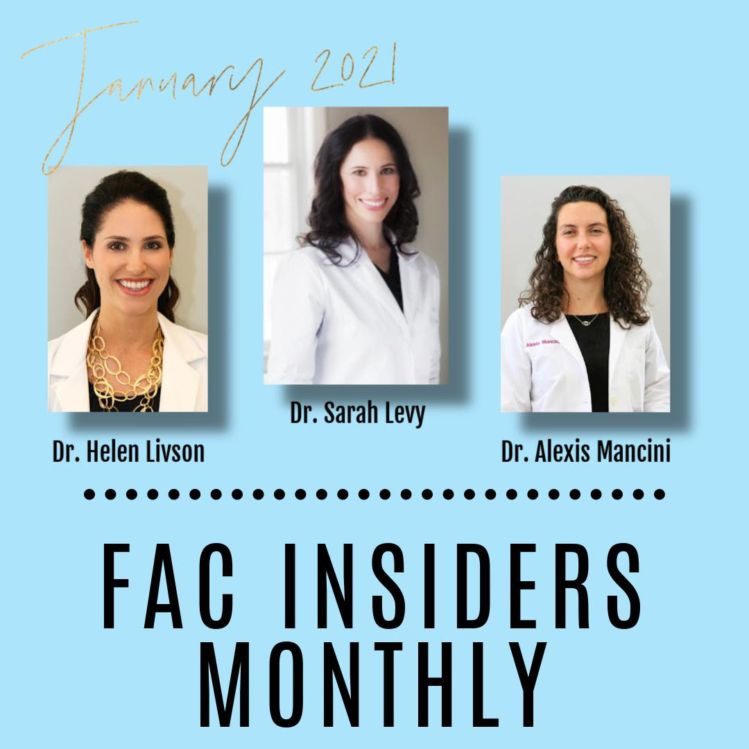 FAC January Monthly Insiders